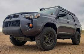 Best Black Rims For Toyota 4Runner
