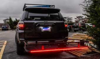 Best Hitch Cargo Carrier For Toyota 4Runner