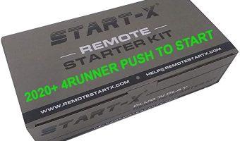 Best Remote Start For Toyota 4Runner