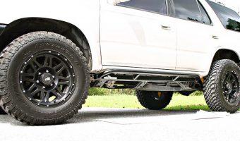 Best Rock Sliders For Toyota 4Runner