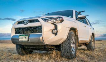 Best All Terrain Tires For Toyota 4Runner