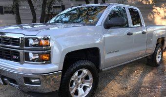 Best All Terrain Tires For Chevy Silverado 1500