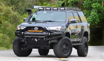 Best Front Bumpers For Toyota 4Runner