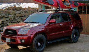 Best Kayak Rack For Toyota 4Runner