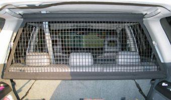 Best Pet Barrier For Toyota 4Runner