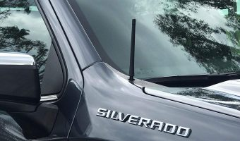 Best Short Antenna For Chevy Silverado