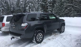 Best Snow Tires For Toyota 4Runner