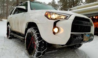 Best Tire Chains For Toyota 4Runner
