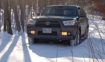 Best Winter Tires For Toyota 4Runner