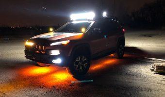 Best Fog Lights For Jeep Cherokee Trail hawk