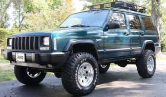 Best Tires For Jeep Cherokee XJ